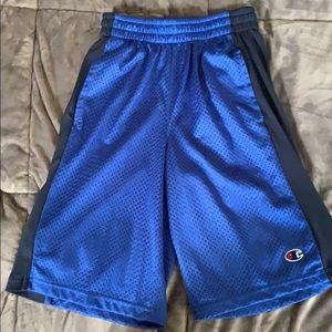 Boys Champion Basketball shorts